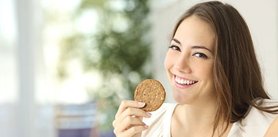 Which foods should I avoid while wearing braces?