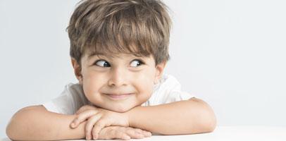 child prepare for kindergarten